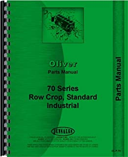 Best oliver 70 industrial tractor Reviews