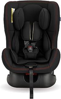 [Amazon限定ブランド] ネビオ finebaby チャイルドシート 新生児 シートベルト固定 0か月~ (保証付き) プロッテ ブラック