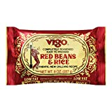 Vigo, Rice Mix & Red Bean, 8 OZ (Pack of 12)