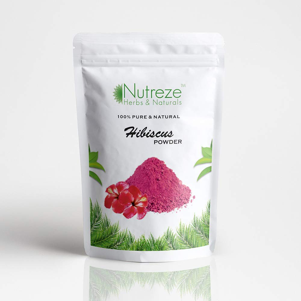 The Free Shipping New A surprise price is realized Choice Nutreze Herbs Naturals Organic Powder for Hibiscus