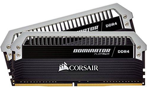 Corsair Dominator Platinum 16GB DDR4 3333MHz módulo de - Memoria (16 GB, 2 x 8 GB, DDR4, 3333 MHz, 288-pin DIMM)