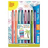 Paper Mate Marker Pens, Medium Tip, 8ct - Multicolor Ink