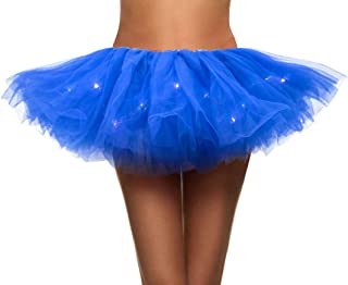 Women's Classic 5 Layered Tulle Tutu Skirt