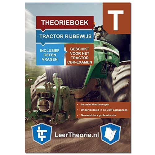 Tractor Theorieboek Rijbewijs T Nederland 2020 | CBR Trekker Theorie Leren – Met 180 Oefenvragen