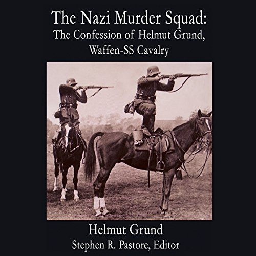 The Nazi Murder Squad audiobook cover art