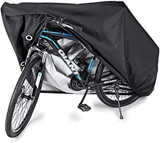 Rag & Sak® Waterproof Bicycle Bike Cover Size XL Heavy Duty Oxford With Strap Double stitching Heat Sealed Seam,Protection...