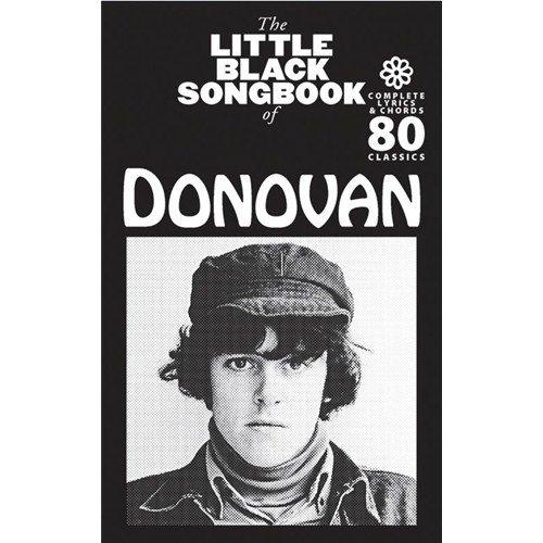 Partitions variété, pop, rock... WISE PUBLICATIONS LITTLE BLACK BOOK OF DONOVAN Paroles&accords