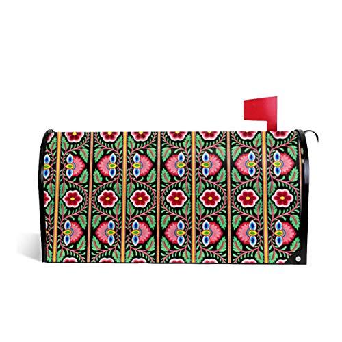 Suminla-Home Briefkasten-Abdeckung, magnetisch, Standardgröße, für Ottomanen, Umrandungen, Briefkastenabdeckung, 53,3 x 45,7 cm