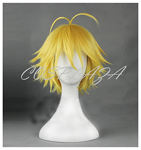 COSPLAZA Perücke Cosplay Wig The Seven Deadly Sins nanatsu no taizai Dragon's Sin of Wrath Meliodas Haar