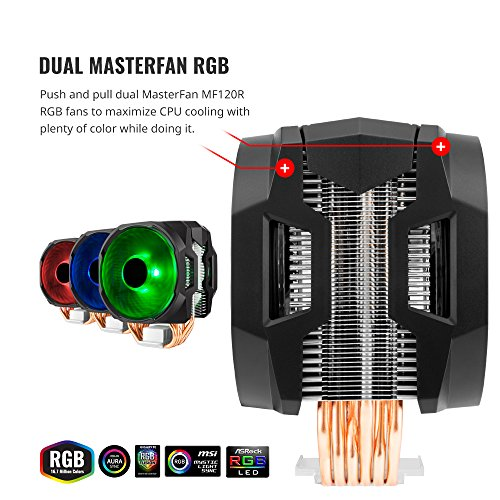 Build My PC, PC Builder, Cooler Master MAP-T6PN-218PC-R1