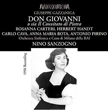 Gazzangia: Don Giovanni Tenorio