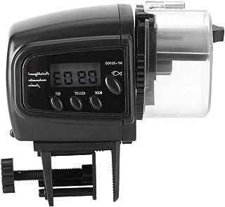 Karmnik dla ryb, automatyczny podajnik ryb Automatyczny timer dla ryb Automatyczny timer Podajnik ryb z cyfrowym wyświetla...