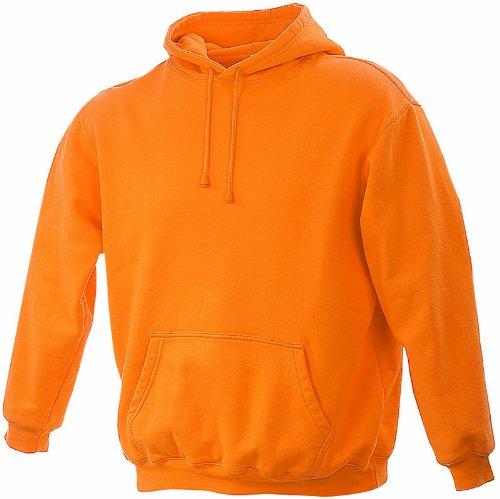 James & Nicholson Sweatshirt Hooded Sweat Felpa Unisex-Adulto