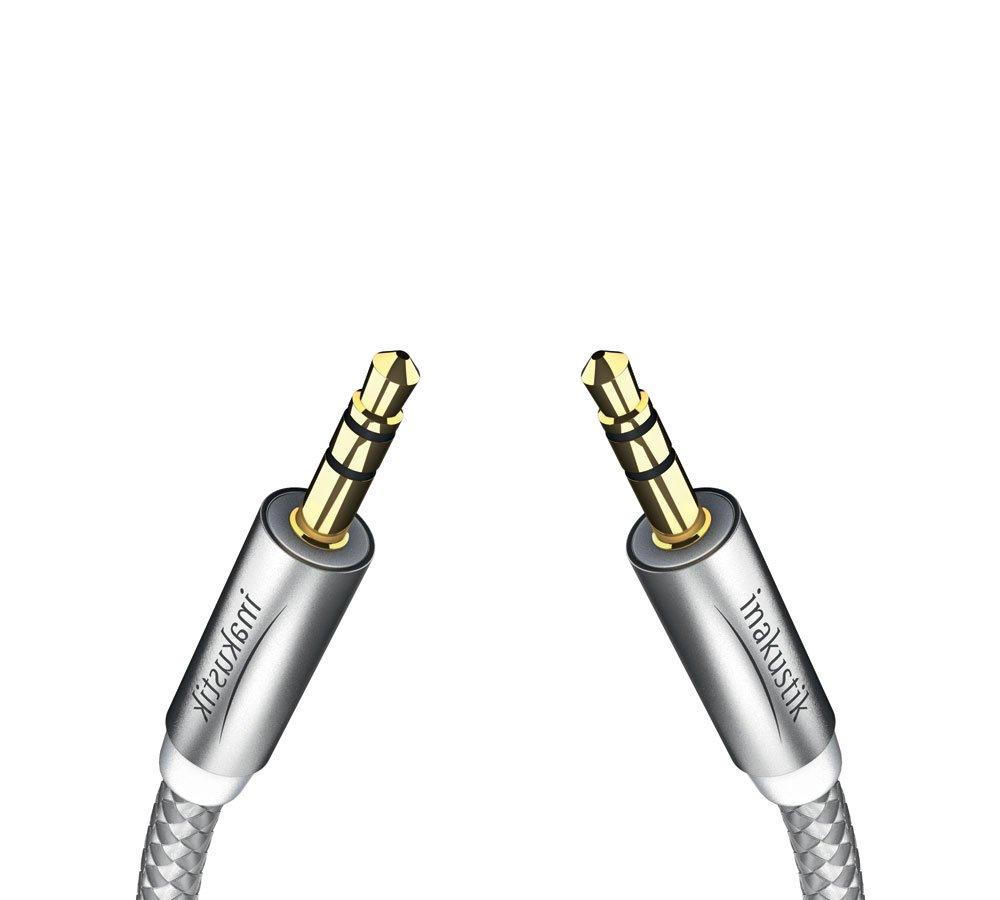 Inakustik 004101015 Premium 3 5mm Klinkenkabel Elektronik