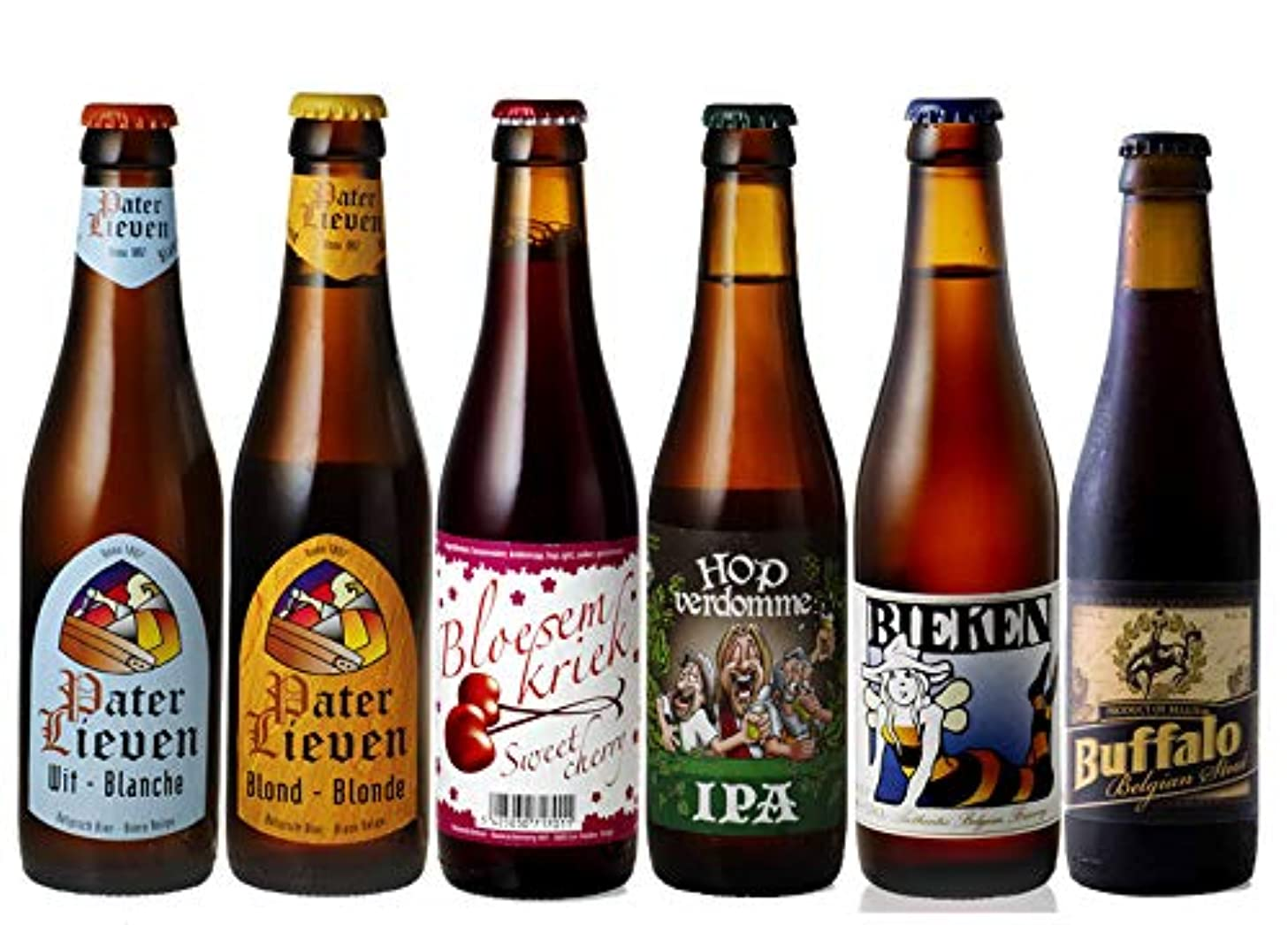 急流フォルダに負けるお中元 ビール ギフト お試しベルギービール 飲み比べ 6本セット