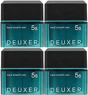 ナンバースリー デューサー ハードスムースワックス 5S 80g 4個セット