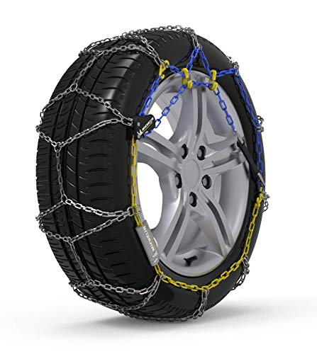 MICHELIN Chaines à Neige Extrem Grip, tension autobloquante, N°90