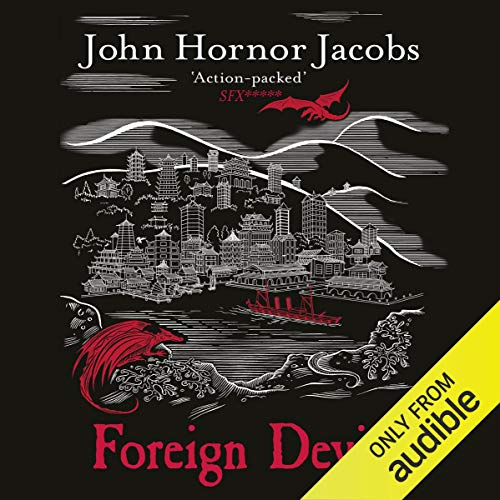 Foreign Devils cover art