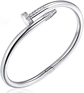 Titanium Steel,Women's Classic Personality Fashion Bracelet