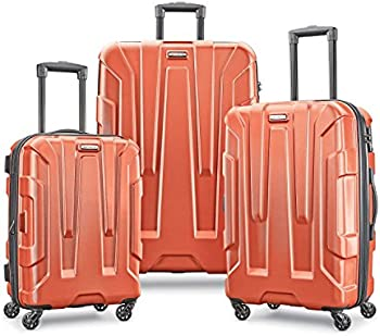 3-Piece Samsonite Centric Hardside Expandable Spinner Luggage