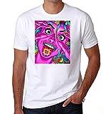 Acid Girl Trip Männer T-Shirt Small
