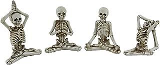 Best meditating skeleton statue Reviews
