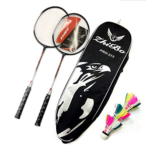 Badminton Volantes Tech 450 Lata 6 Piezas