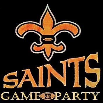 Saints Game Party