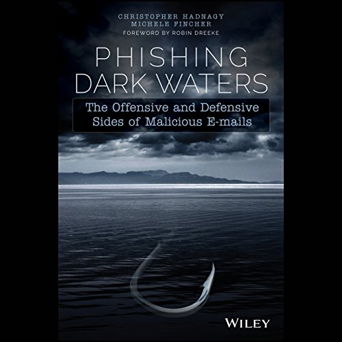 Phishing Dark Waters cover art