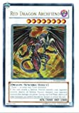 Yu-Gi-Oh! - Red Dragon Archfiend (TDGS-EN041) - The Duelist Genesis - Unlimited Edition - Ultra Rare