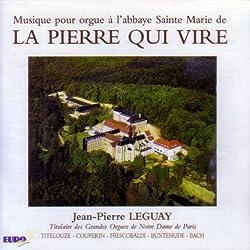 Musique Pour Orgue a l\'Abbaye Sainte Marie de La Pierre Qui Vire