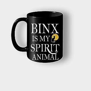 Binx Is My Spirit Animal Sanderson Sisters Disney Hocus Pocus Mug
