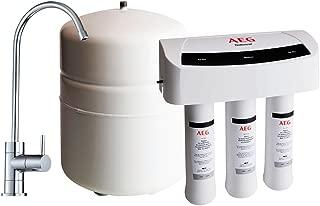 AEG AEGRO Equipo de Ósmosis Inversa para la Filtración de
