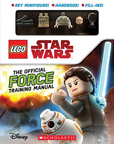 Scholastic: Official Force Training Manual (Lego Star Wars)