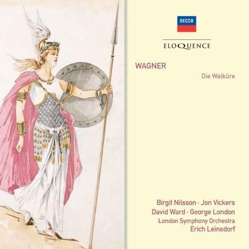 Birgit Nilsson, Jon Vickers, George London, London Symphony Orchestra & Erich Leinsdorf