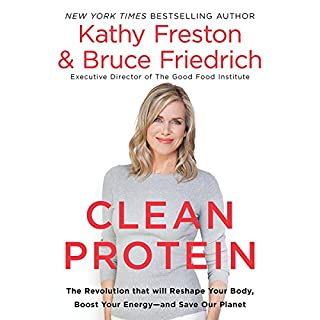 Clean Protein audiobook cover art