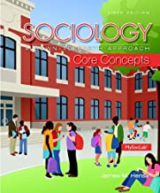 Best sociology down to earth approach 6th edition Reviews