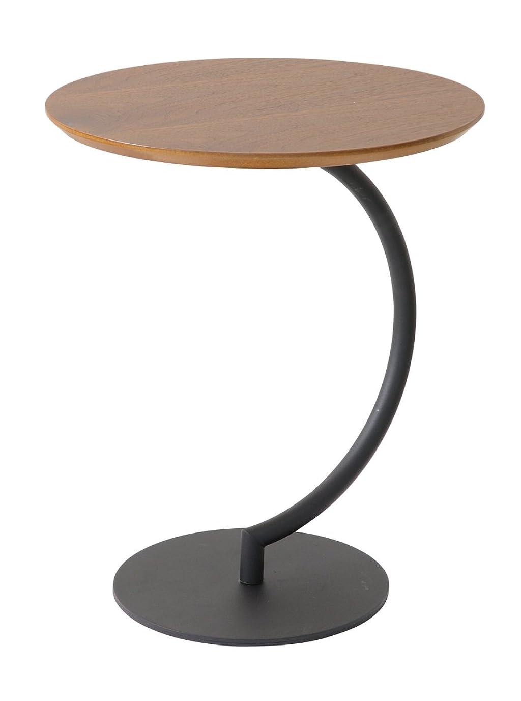 適度なトマト有名人あずま工芸 ブラス サイドテーブル 幅46×高さ55cm  SST-960
