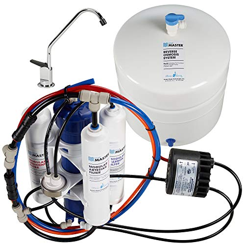 Home Master TMAFC-ERP with Reverse Osmosis