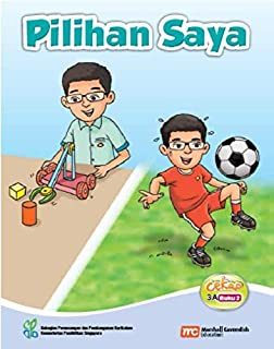 Malay Language Small Reader 3A Book 2 for Primary Schools (MLPS) (Cekap)