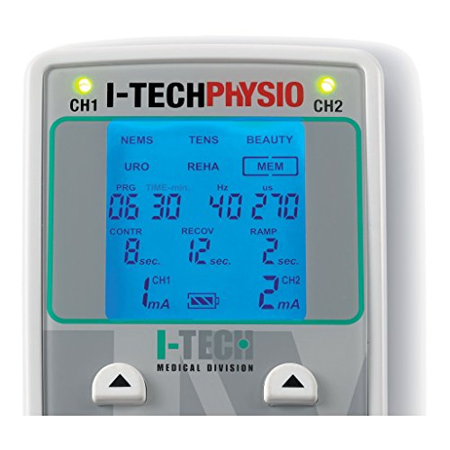 Gima 28382 Elettrostimolatore Professionale