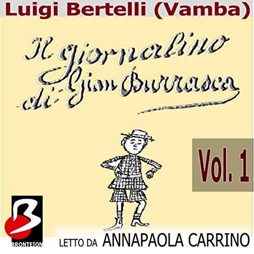 Gian Burrasca, Volume 1 copertina