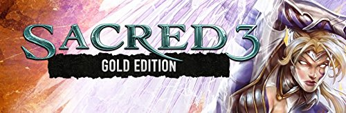 Sacred 3 Gold [PC Steam Code]
