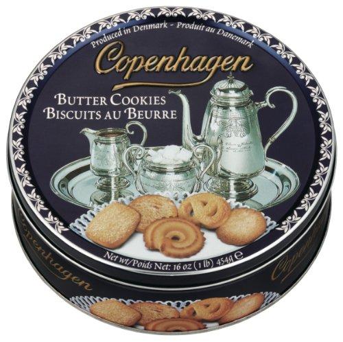 ウイングエース コペンハーゲン バタークッキー 454g [4559]