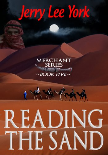 READING THE SAND (THE MERCHANT Book 5) (English Edition)