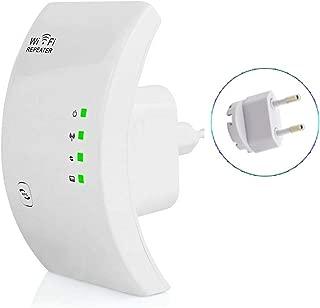 Exceart Routeur Amplificateur de Signal Am/élior/é 1200Mbps sans Fil 5Ghz WiFi Signal Booster pour Home EU Plug