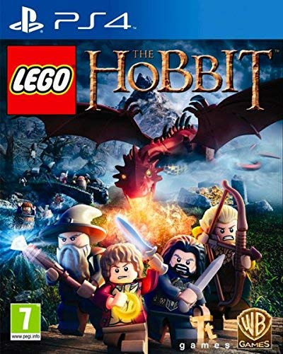 Pack Lego: El Hobbit + Los Increibles + Marvel Super Héroes 2 (Exclusiva Amazon) + Regalo (PS4)