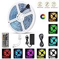 AMAZING POWER LED Strip Light 16.4ft, Waterproof Color Change Rope Lights