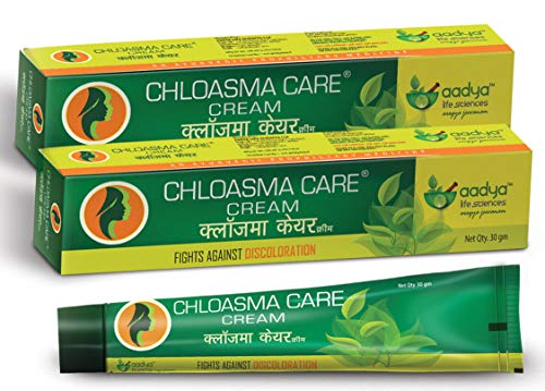Aadya Life Sciences LLP Chloasma Care Cream Skin Discoloration