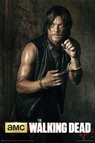 The Walking Dead Season 5 - Daryl Dixon 24x36 Television Poster Norman Reedus